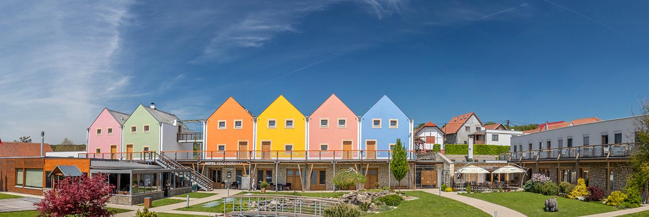 Hotel Kraví hora Bořeitce